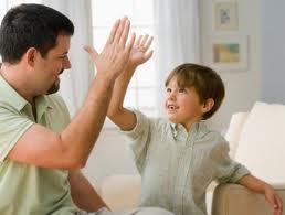 autism high five
