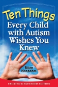 ten things children with autism